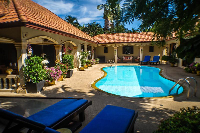 Luxury 3 Bed Villa + 2 Guest Apartments - Image 1 - Rawai - rentals