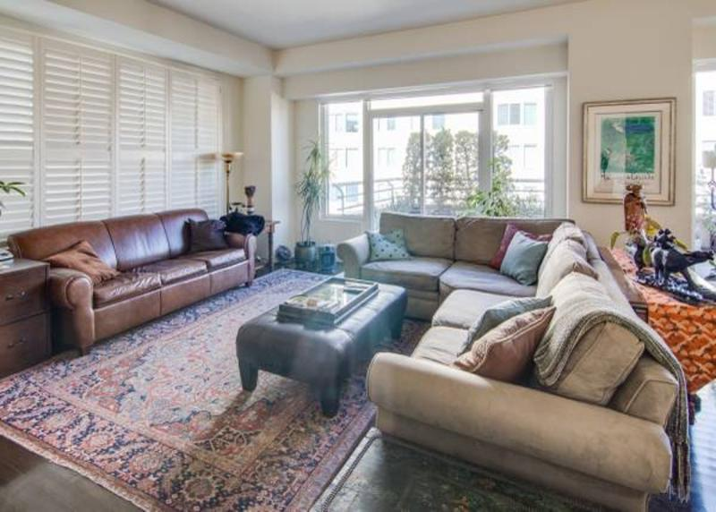 BEAUTIFULLY FURNISHED 2 BED, 2 BATH APARTMENT IN NORTH BEACH - Image 1 - San Francisco - rentals