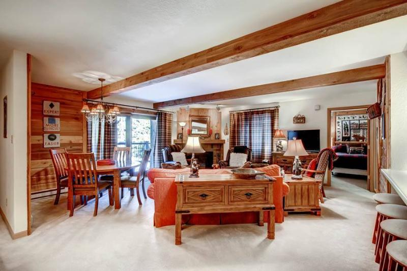 Double Eagle B12 - Walk to Lifts/Walk to Town - Image 1 - Breckenridge - rentals