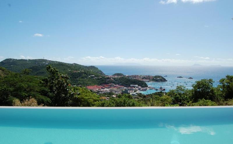 Ocean Views from All Bedrooms, Heated Pool, Sunshine All Day Long, Close to the Beach - Image 1 - Anse Des Cayes - rentals