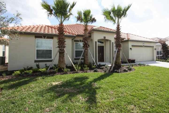 Ranch 4 bed 3 bath pool home - 4072 Solterra - Davenport - rentals