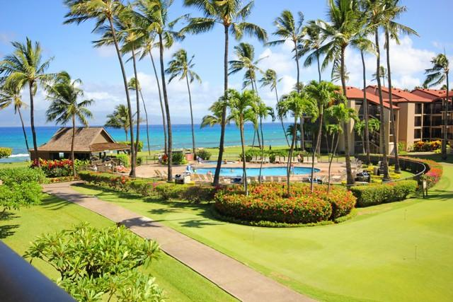 Find us at:  GoPapakea   (actual view from our Condo) - Maui Vacation Rental at Papakea Resort - Lahaina - rentals