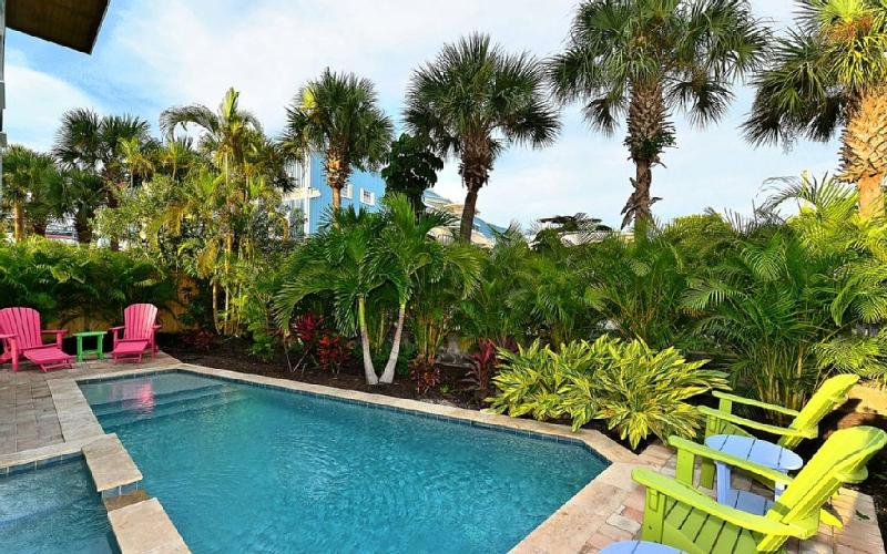 APRIL ONLY 700 NIGHTLY-SLEEPS 14 INCLUDING EASTER - Image 1 - Bradenton Beach - rentals