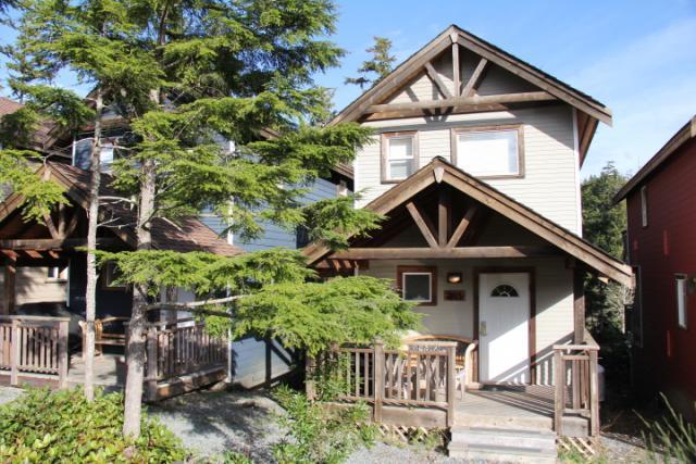 Ocean's Edge Cabin - Image 1 - Ucluelet - rentals