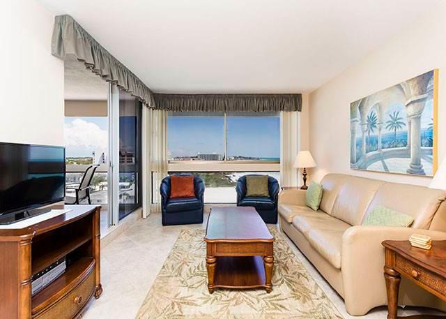 Palm Bay Club G88, 1 Bedroom, Ocean View, Sleeps 4 - Image 1 - Siesta Key - rentals