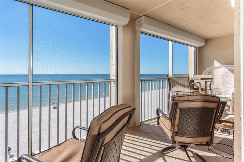 Casa Bonita II 506, 2 Bedrooms, Gulf Front, Elevator, Heated Pool, Sleeps 4 - Image 1 - Survey Creek - rentals