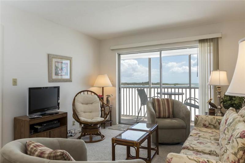 Castle Beach 202, 2 Bedrooms, Gulf Front, Elevator, Heated Pool, Sleeps 6 - Image 1 - Survey Creek - rentals