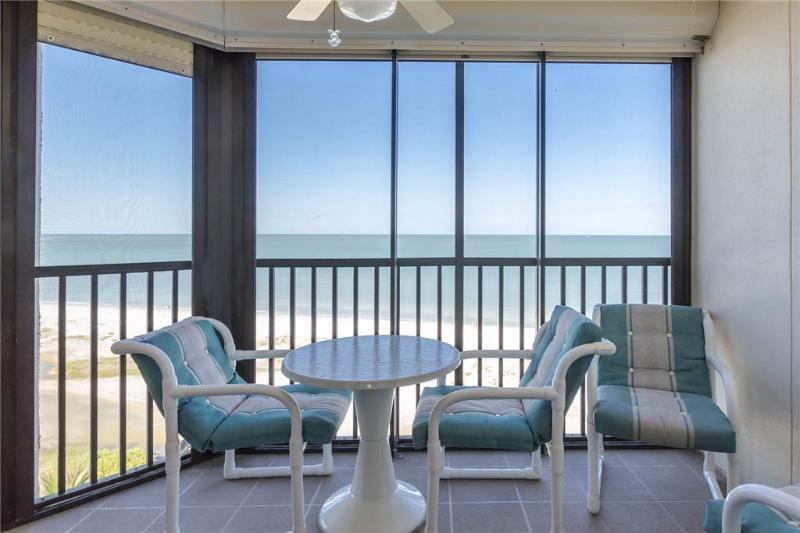 Riviera Club 803, 2 Bedrooms, Ocean Front, Elevator, Heated Pool, Sleeps 6 - Image 1 - Fort Myers Beach - rentals