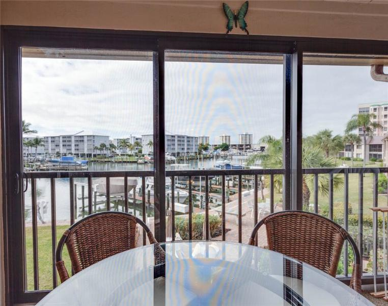 Estero Yacht & Racquet 322, 2 Bedrooms, Canal View, Heated Pool, Sleeps 6 - Image 1 - Fort Myers Beach - rentals