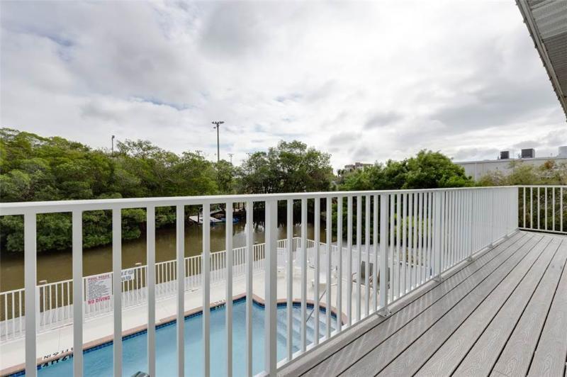 Tropical Shores 4, Upper Floor 2 Bedrooms, Heated Pool - Image 1 - Fort Myers Beach - rentals