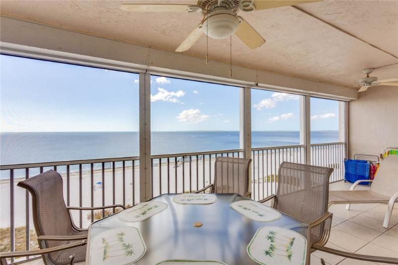 Gateway Villa 796, Gulf Front, 2 Bedrooms, 7th Floor, Heated Pool, Sleeps 6 - Image 1 - Fort Myers Beach - rentals