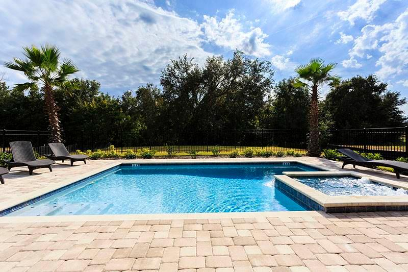 Reunion Gaston, 8 Bedrooms, Encore Club, Private Pool, Spa, Sleeps 15 - Image 1 - Kissimmee - rentals