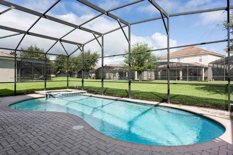 Parkside Palace, 6 Bedrooms, Windsor Hills, Pool, Sleeps 12 - Image 1 - Kissimmee - rentals