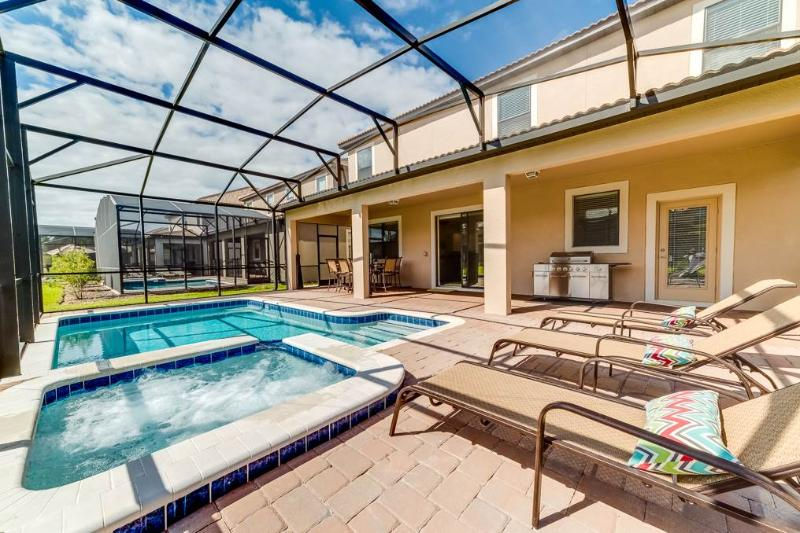 Serenade, 8 Bedrooms, Champion's Gate, Private Pool, Sleeps  16 - Image 1 - Davenport - rentals