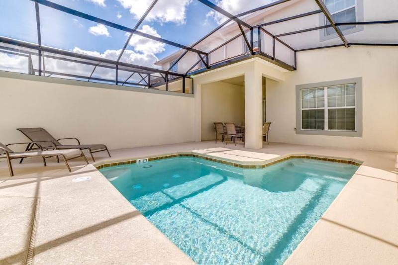 Storey Lake 4891, New 4 Bedrooms, Near Disney, Private Pool, Sleeps 10 - Image 1 - Okahumpka - rentals