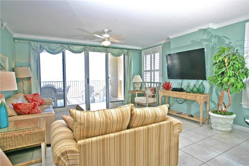 Oceania 405, 3 Bedrooms, Beach Front, Pool, Near Mayo Clinic, Sleeps 8 - Image 1 - Jacksonville Beach - rentals