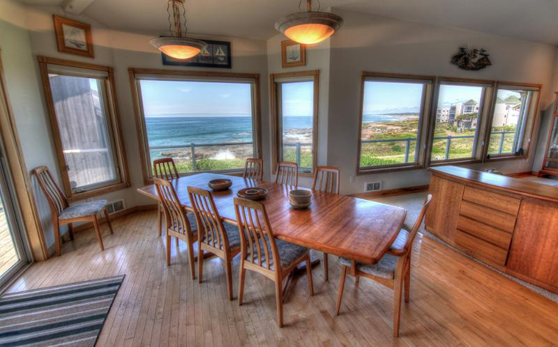 . - Lovely Ocean Front Home with Hot Tub! - Yachats - rentals