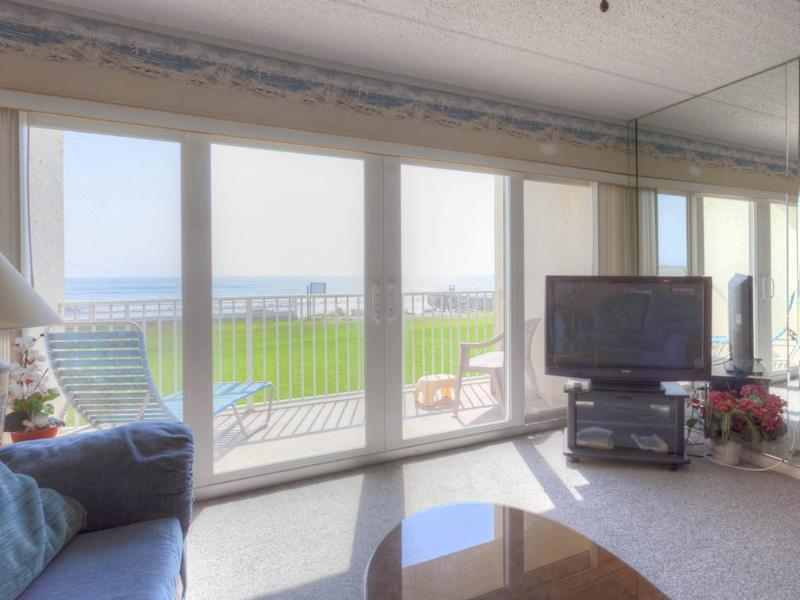 Pier Point South 11, 2 Bedrooms,  Beach Front, Pool, WiFi, Sleeps 5 - Image 1 - Saint Augustine - rentals