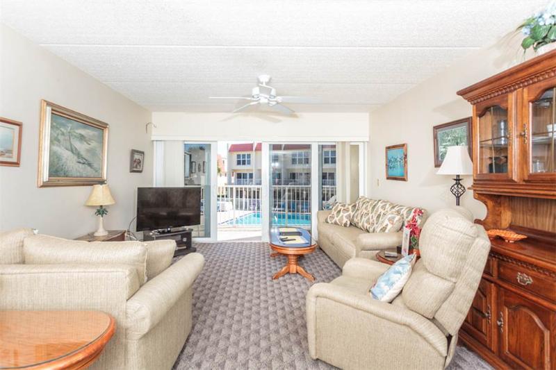 Pier Point South 18, 2 Bedrooms, Ocean Views, Pool, WiFi, Sleeps 6 - Image 1 - Saint Augustine - rentals