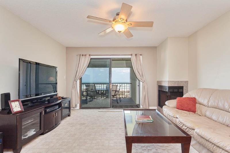 Island South 11, 2 Bedrooms, Ocean Front, Penthouse, Pool, WiFi, Sleeps 4 - Image 1 - Saint Augustine - rentals