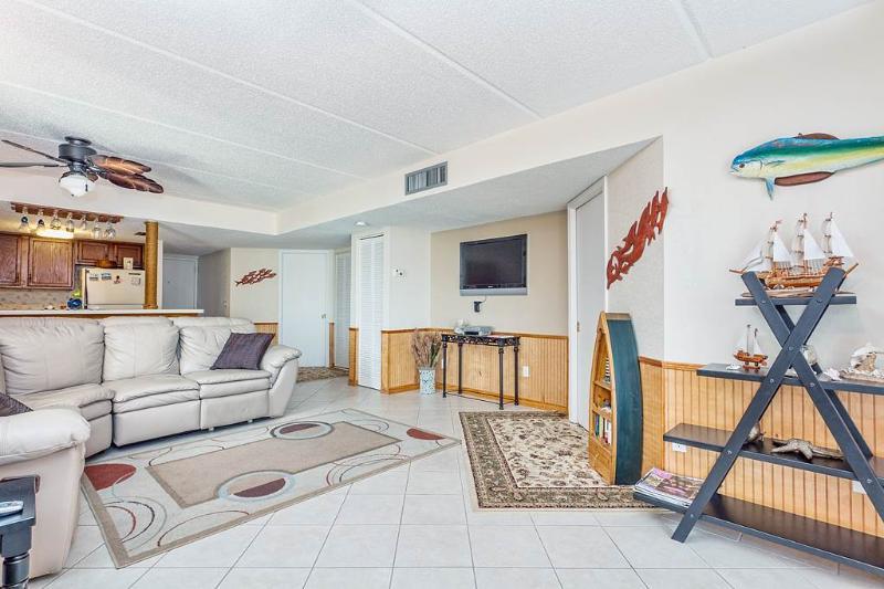 Ocean & Racquet 1107, Ground Floor, Jacuzzi Villa - Image 1 - Saint Augustine - rentals