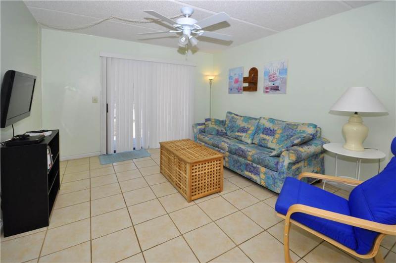 Ocean & Racquet 5114, 2 Bedrooms, Ground Floor, 2 Pools, Sleeps 6 - Image 1 - Saint Augustine - rentals