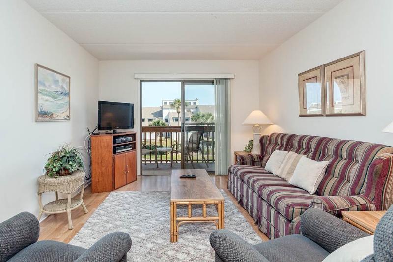 Ocean & Racquet 3204, 2 Bedrooms, 2nd Floor, 2 Pools, Sleeps 6 - Image 1 - Saint Augustine - rentals