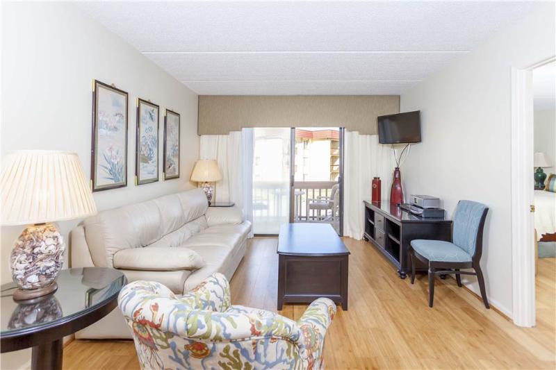 Ocean & Racquet 5213, 2 Bedrooms, Ocean View, 2nd Floor, 2 Pools, Sleeps 4 - Image 1 - Saint Augustine - rentals