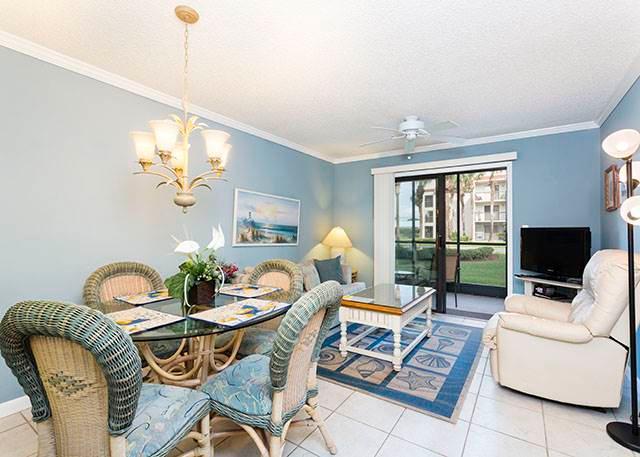 Ocean Village Club A16, 1 Bedroom, Ground Floor, Pet Friendly, Sleeps 4 - Image 1 - Saint Augustine - rentals