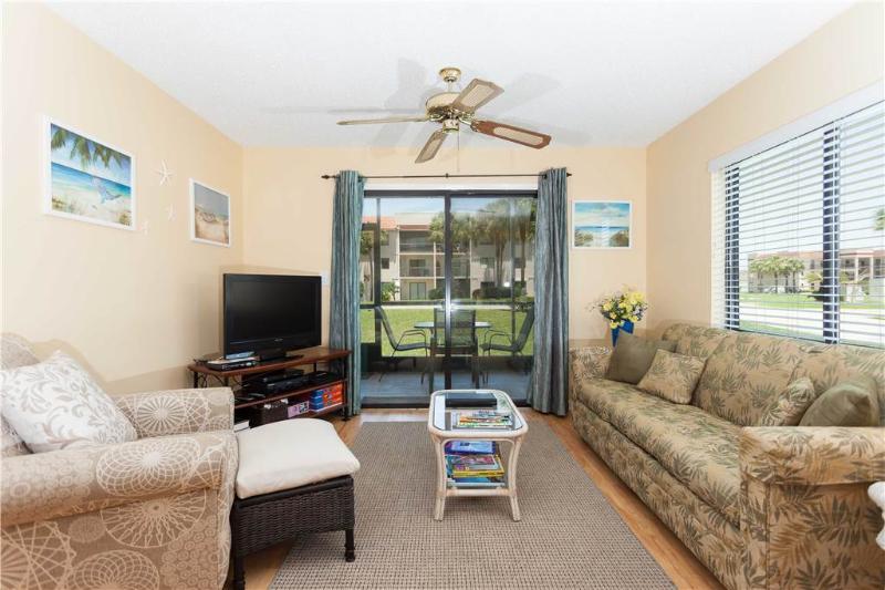 Ocean Village Club A17, 1 Bedroom, Ground Floor, Pet Friendly, Sleeps 4 - Image 1 - Saint Augustine - rentals