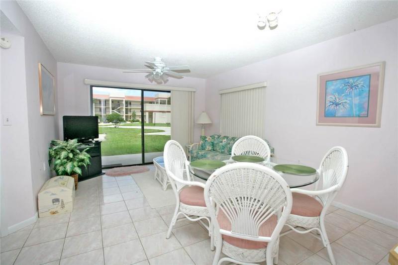 Ocean Village Club C12, 1 Bedroom, Ground Floor, Pet Friendly, Sleeps 4 - Image 1 - Saint Augustine - rentals