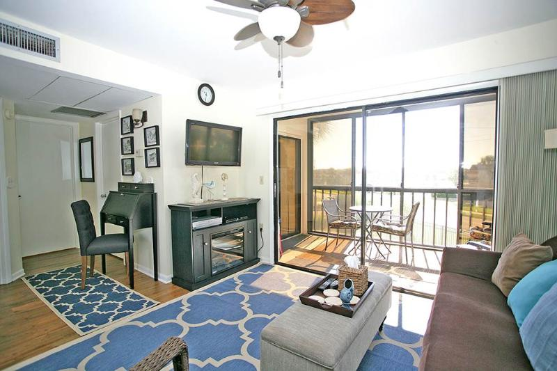 Ocean Village Club D21, 2 Bedrooms, 2nd Floor, Corner Unit, WiFi, Sleeps 6 - Image 1 - Saint Augustine - rentals