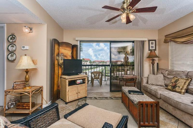 Ocean Village Club D23, 2 Bedrooms, 2nd Floor, Pet Friendly, Sleeps 5 - Image 1 - Saint Augustine - rentals