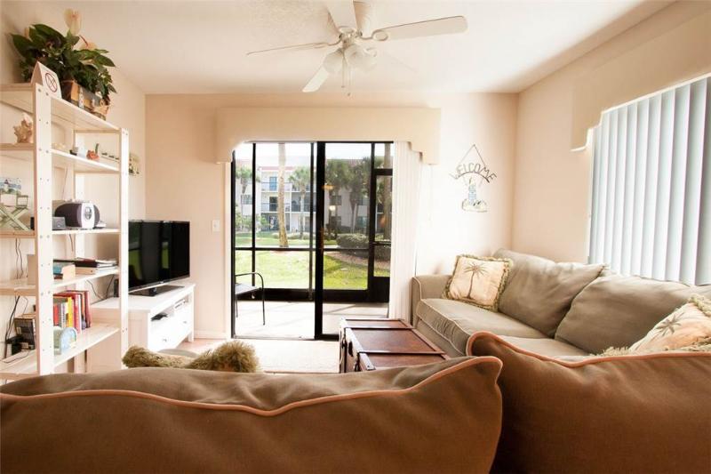 Ocean Village Club N14, 1 Bedroom, Ground Floor, Pet Friendly, Sleeps 4 - Image 1 - Saint Augustine - rentals