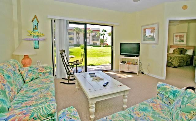 Ocean Village Club Q14, 2 Bedrooms, Ground Floor, Pet Friendly, Sleeps 6 - Image 1 - Saint Augustine - rentals