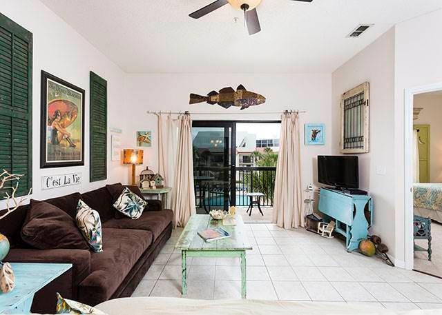 Ocean Village Club Q36, 2Bedrooms, 3rd Floor, Pet Friendly, Sleeps 6 - Image 1 - Saint Augustine - rentals