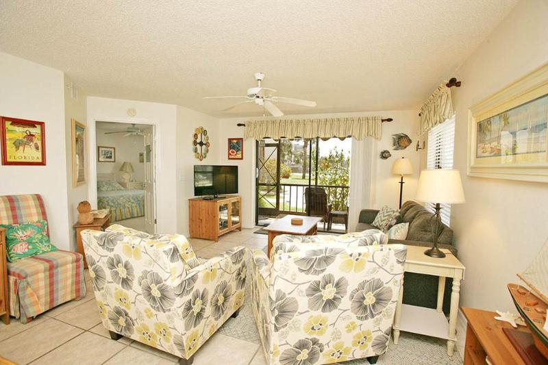 Ocean Village Club R11, 2 Bedrooms, 2 Pools, WiFi, Sleeps 6 - Image 1 - Saint Augustine - rentals