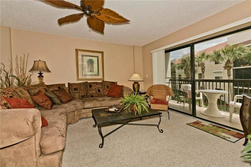 Ocean Village Club R22, 2 Bedrooms, 2 Pools, WiFi, Sleeps 5 - Image 1 - Saint Augustine - rentals