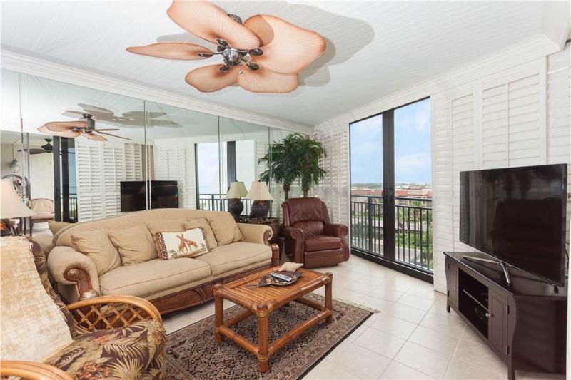 Anastasia 512, 2 Bedrooms, Ocean View, Heated Pool, Tennis, Sleeps 4 - Image 1 - Saint Augustine - rentals
