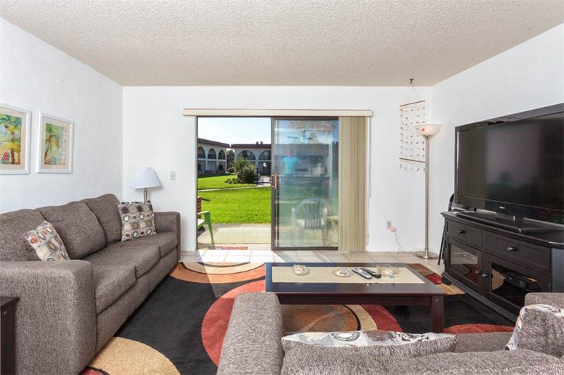 Ocean Club II 34, 2 Bedrooms, Ground Floor, Pool, Sleeps 6 - Image 1 - Saint Augustine - rentals