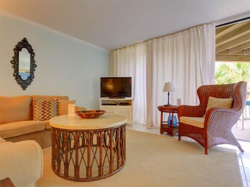 Hibiscus 201-D, 2 Bedrooms, Ocean View, 3 Pools, Tennis, Sleeps 6 - Image 1 - Saint Augustine - rentals