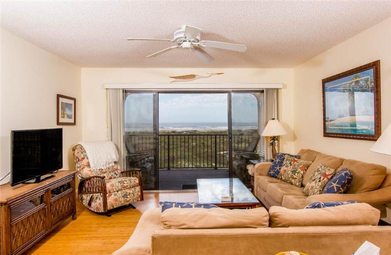 Sea Place 11209, 2 Bedrooms, Beach Front, Pool, Tennis, WiFi, Sleeps 6 - Image 1 - Saint Augustine - rentals