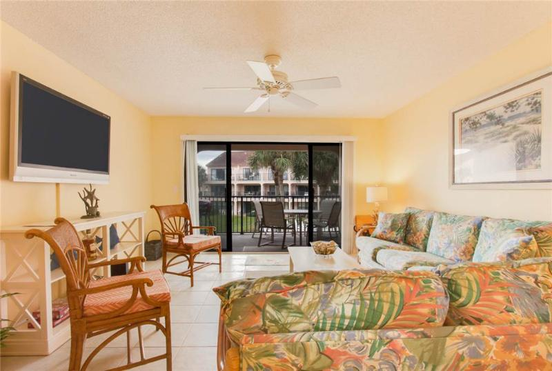 Sea Place 12215, 2 Bedrooms, Ocean View, Pool, WiFi, Sleeps 6 - Image 1 - Saint Augustine - rentals