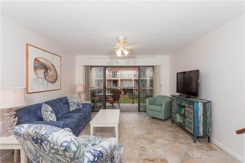 Sea Place 12232, 2 Bedrooms, Pool, Tennis, WiFi, Sleeps 6 - Image 1 - Saint Augustine - rentals