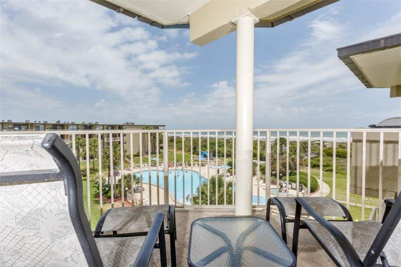 Colony Reef 1407, 4th floor, 3 Bedrooms, Heated Pool, all new HDTVs - Image 1 - Saint Augustine - rentals