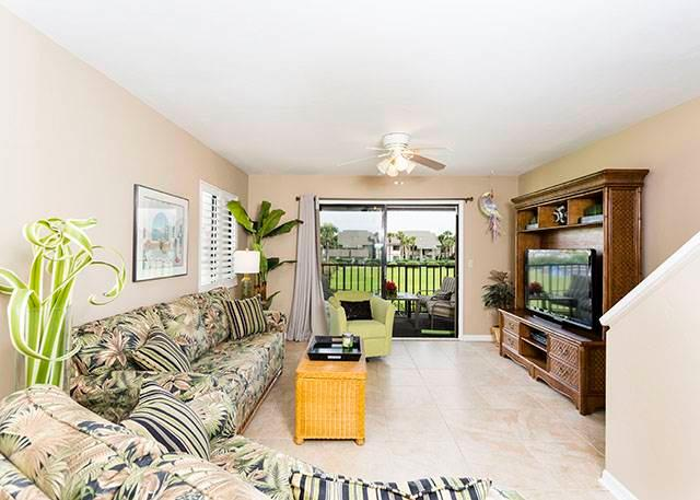 Colony Reef 16B, Tennis Villas, Heated Pool, Luxury Updated - Image 1 - Saint Augustine - rentals