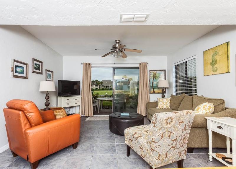 Colony Reef 18A, 2 Bedrooms, Ground Floor, Indoor Pool, Sleeps 4 - Image 1 - Saint Augustine - rentals