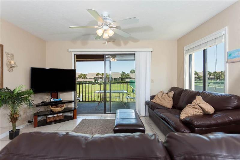 "Colony Reef 18C, Tennis Villas, Heated Pool, 50"" HDTV - Image 1 - Saint Augustine - rentals"