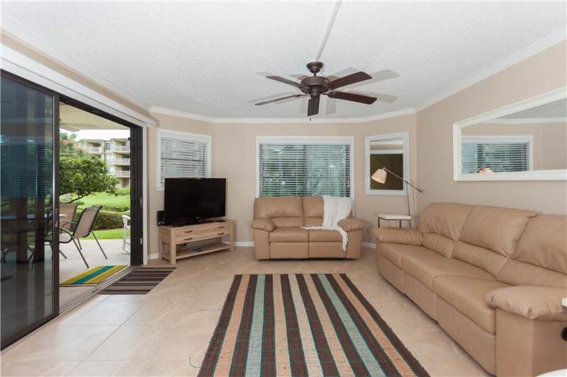 Colony Reef 2111, 3 Bedrooms, Ground Floor, Indoor Pool, Tennis, Sleeps 6 - Image 1 - Saint Augustine - rentals