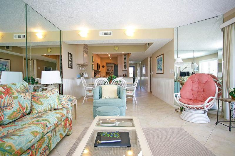 Colony Reef 2310, 3 Bedrooms, Ocean View, 2 Pools (1 heated) Elevator, Slee - Image 1 - Saint Augustine - rentals